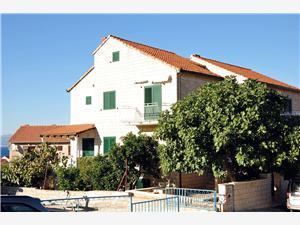 Appartementen Anka Nerezisce - eiland Brac,Reserveren Appartementen Anka Vanaf 51 €