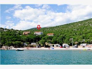 Apartamenty Sanja Kvarner, Powierzchnia 135,00 m2, Odległość do morze mierzona drogą powietrzną wynosi 250 m