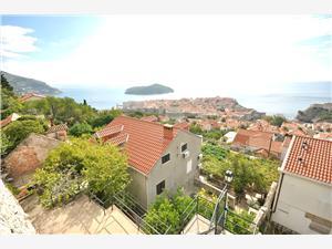 Апартамент и Kомнаты Mato Dubrovnik, квадратура 14,00 m2, Воздух расстояние до центра города 500 m