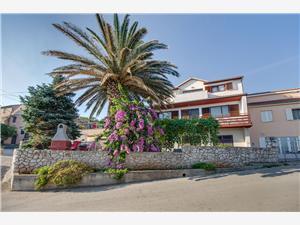 Apartmán Valentina Mali Losinj - ostrov Losinj, Rozloha 95,00 m2, Vzdušná vzdialenosť od mora 250 m, Vzdušná vzdialenosť od centra miesta 600 m