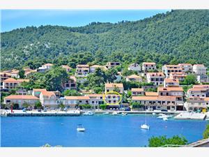 Beachfront accommodation South Dalmatian islands,Book Matko From 88 €