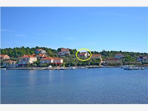Maison Marija Lumbarda - île de Korcula, Superficie 132,00 m2, Distance (vol d'oiseau) jusque la mer 200 m, Distance (vol d'oiseau) jusqu'au centre ville 500 m