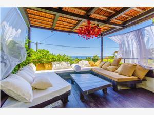 Dom Renato Ivan Dolac - ostrov Hvar, Rozloha 40,00 m2, Vzdušná vzdialenosť od mora 100 m, Vzdušná vzdialenosť od centra miesta 100 m