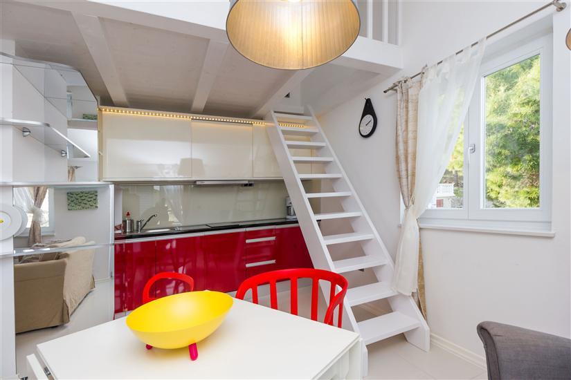 Appartement A2, voor 4 personen