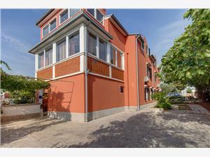 Apartmán Nedi , Prostor 75,00 m2, Vzdušní vzdálenost od moře 200 m, Vzdušní vzdálenost od centra místa 600 m