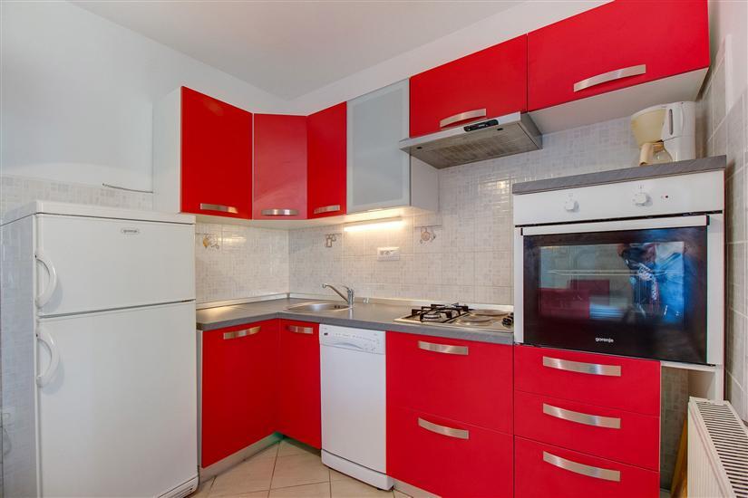 Appartement A1, voor 7 personen