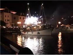 Námorná bitka Krk - ostrov Krk Oslavy miestneho spoločenstva/ Festival