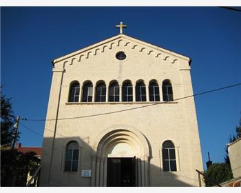 La chiesa di San Antonio