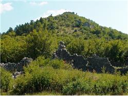 Les vestiges de Ledenica Klenovica (Novi Vinodolski) Monuments