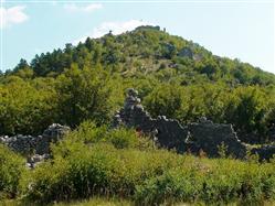 Overblijfselen van Ledenica Beli - eiland Cres Sights