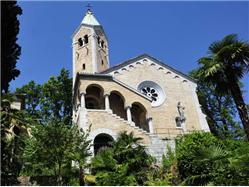 Protestant church Crikvenica Kerk