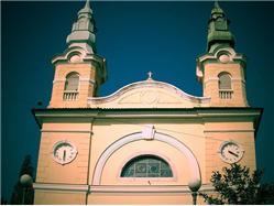 Kościół św. Ana Malinska - wyspa Krk Kościół