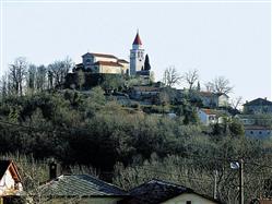Chiesa di San Marco Pisino (Pazin) Chiesa