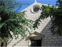 L'église de Saint-François Pag - île de Pag L'église