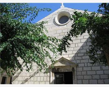 Die Kirche vom hl. Frane