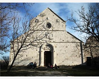 Rzymski kościół Najświętszej Marii Panny