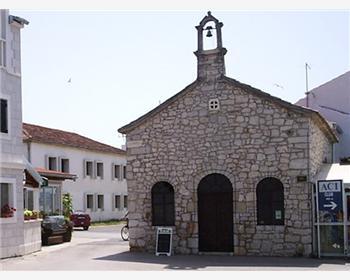 La chiesa di San Giovanni di Trogir