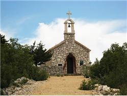 Szent Konstantin templom Murter - Murter sziget templom