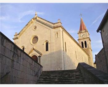 župna crkva Sv. Ivana Krstitelja