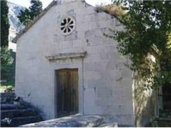 L'église Sainte-Marie Ostrvica (Omis) L'église