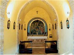 cerkev sv. Mihovil Zavala - otok Hvar Cerkev