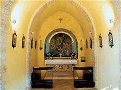 kostel sv. Mihovil  Kostel
