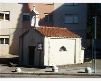 Kyrkan av St. Anthony (Ante)