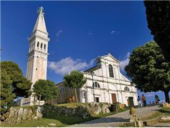 L'église de Sainte-Euphémie Rovinj L'église