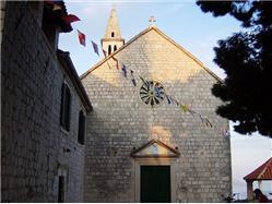 Церковь Богородицы Orebic Церковь