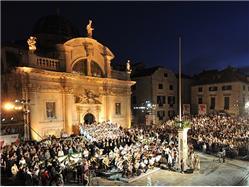 Dubrovnik Summer Festival Mlini (Dubrovnik) Local celebrations / Festivities