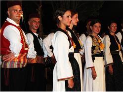 Les soirées folklore  Fête populaire