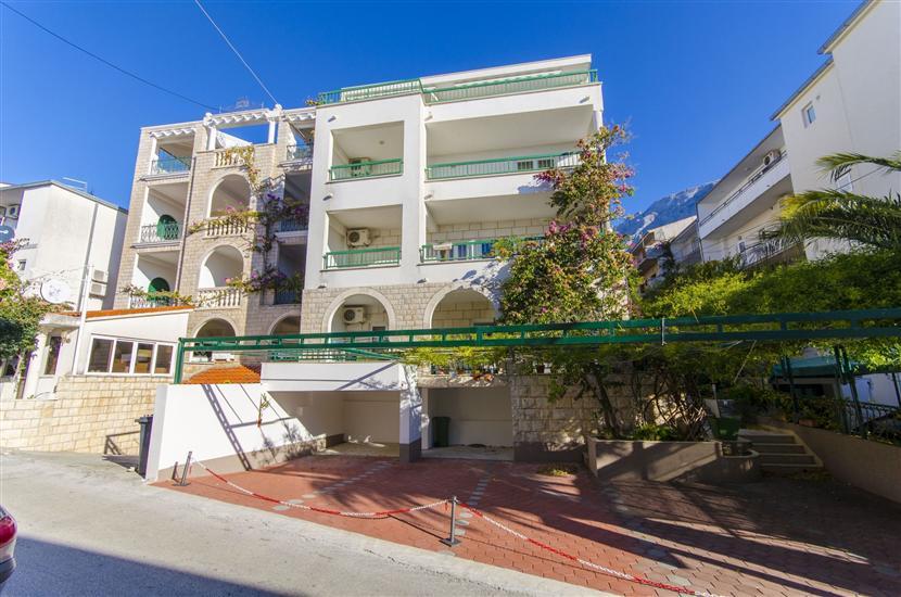 Apartamenty Ana