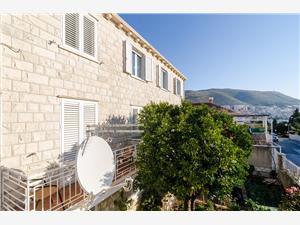 Apartmaji Pero Dubrovnik, Kvadratura 65,00 m2