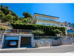 Apartmaj Anamarija Jesenice, Kvadratura 80,00 m2, Oddaljenost od morja 8 m, Oddaljenost od centra 400 m