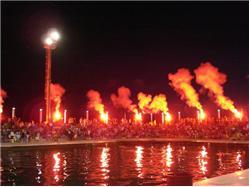 Bijograjske litnje igre (Gry letnie Biogradu) Pakostane Lokalne święto