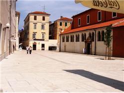 Pałac regenta Zadar Zabytki