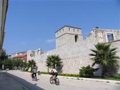 La tour Skrivanat Mandre - île de Pag Monuments