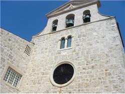 Le monastère de St. Margarita Pag - île de Pag Monuments