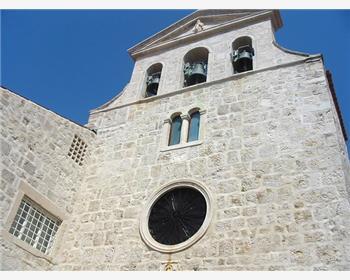 Le monastère de St. Margarita