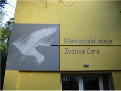 L'atelier Memorial de Zvonko Car Moscenicka Draga (Opatija) Monuments