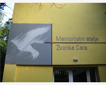 Památník ateliér Zvonko Car