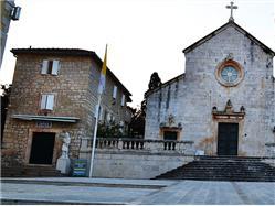 Church museum Sutivan - island Brac Sights