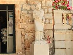 Saint Victor Statue  Sights