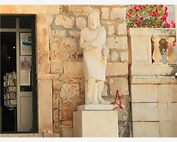 Skulptur vom hl. Viktor