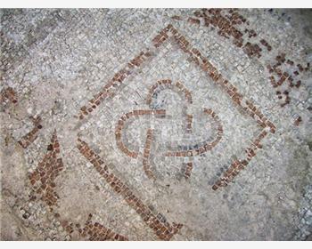 Raně křesťanské mozaiky ze 6. století