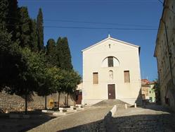 Ferences kolostor Novigrad Nevezetességek