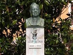 Památník Josipy Kasmany Potocnica - ostrov Pag Pamiatky