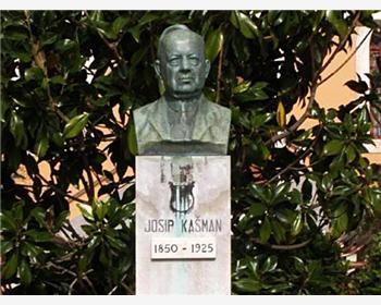 Josip Kasman monument