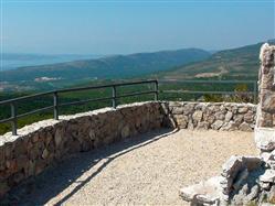Uitzichtpunt Gradina Beli - eiland Cres Sights