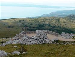 Rozhľadňa Sviba Baska - ostrov Krk Pamiatky